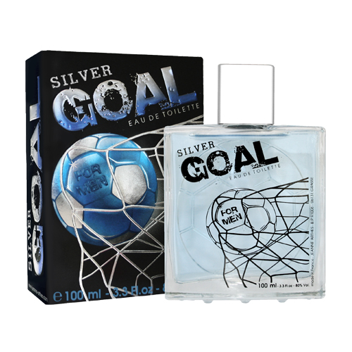 Silver Goal For man EDP 100ml