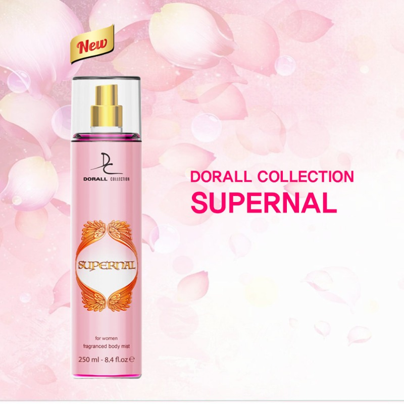 SUPERNAL fragranced body mist 250ml